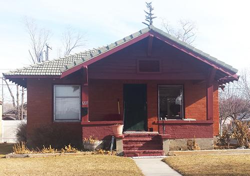 Gary Hogg's Childhood Home
