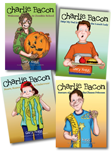 Charlie Bacon Series by Gary Hogg