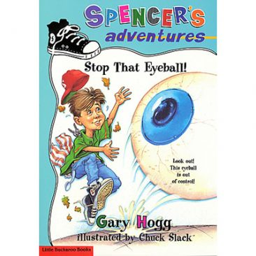 Spencer's Adventures - Stop That Eyeball!