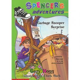 Spencer's Adventures - Garbage Snooper Surprise