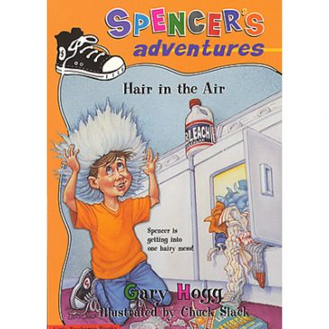 Spencer's Adventures - Hair in the Air