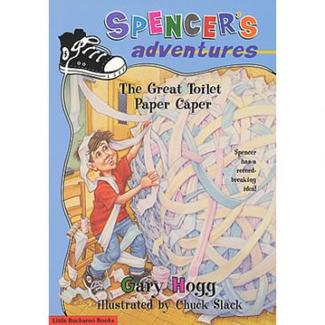 Spencer's Adventures - The Great Toilet Paper Caper