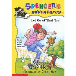Spencer's Adventures - Let Go of That Toe