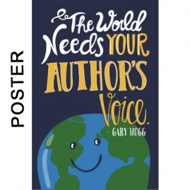 Gary Hogg Poster - Your Author's Voice